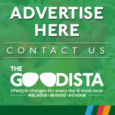 Advertise on The GOODista