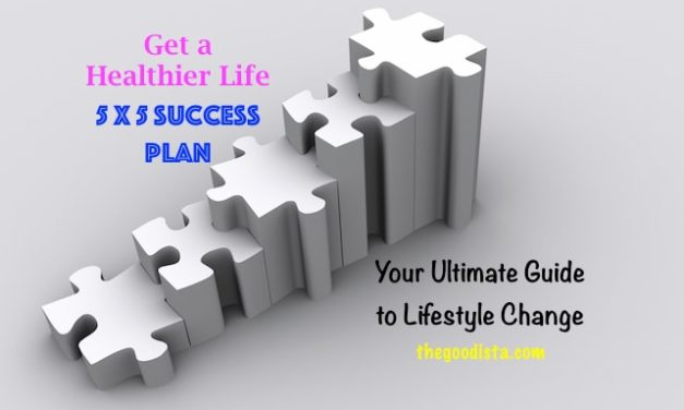 How to Get a Healthier Life with the 5 x 5 Success Plan