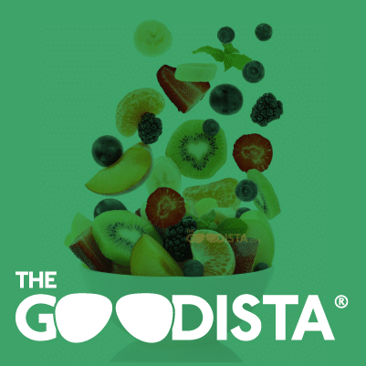 Superfood salad and more recipes on thegoodista.com. In picture food category logo.