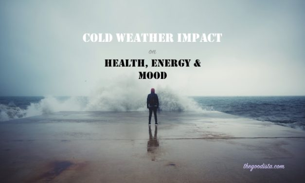 Cold Weather Impact on Health, Energy and Mood