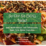 Recipe: SOS Salad Anti-Inflammatory Health Booster